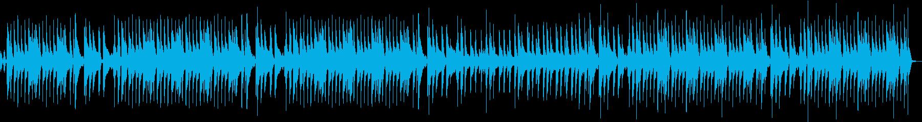 W.BassとPfのDarkなJazzの再生済みの波形