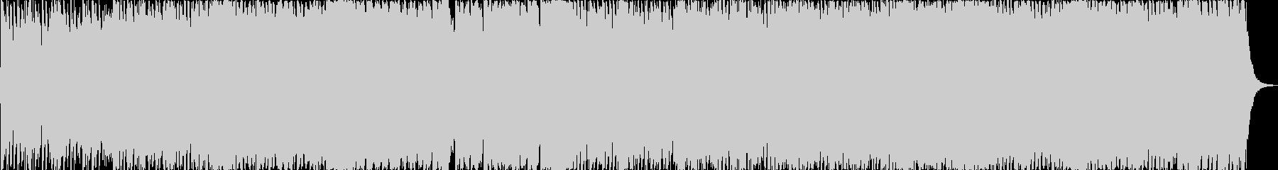 ダークファンタジーオーケストラ戦闘曲29の未再生の波形