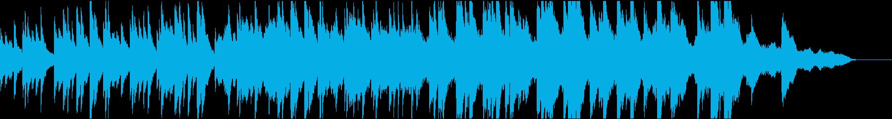 ドラマ8 16bit48kHzVerの再生済みの波形