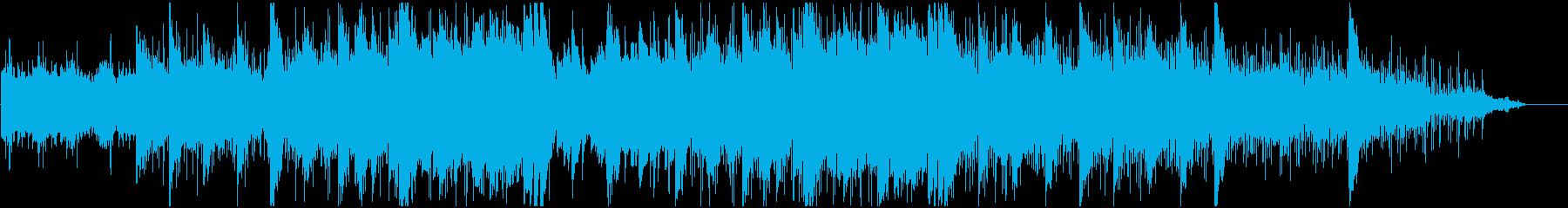感動ピアノ 企業VP 爽やか 未来 前進の再生済みの波形