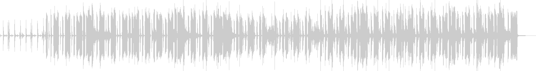KANTジャジーでとぼけたBGMの未再生の波形