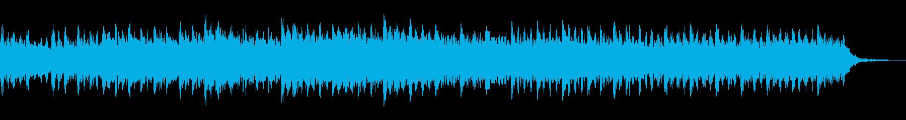 ハリウッド「疾走感・壮大」オーケストラhの再生済みの波形