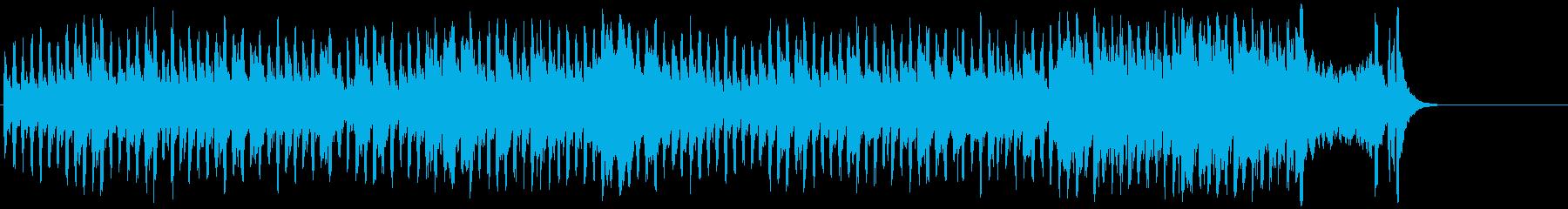慌ただしいマイナー・クラシック/BGの再生済みの波形