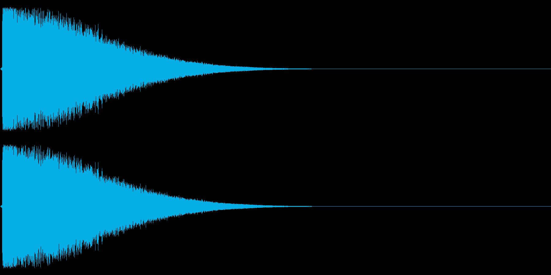 ロボット、SF、効果音、タイトル、アイ…の再生済みの波形
