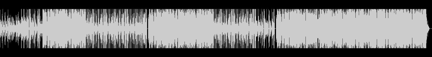 【メロ無】80年代風洋楽バラードインストの未再生の波形
