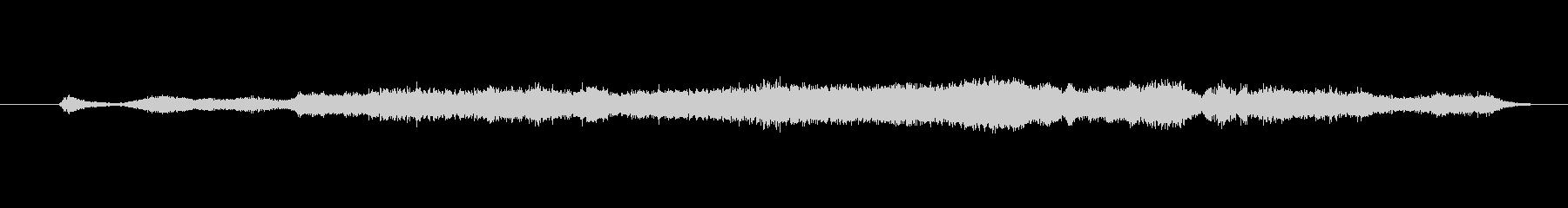 メタル リッドスクリーチショート02の未再生の波形