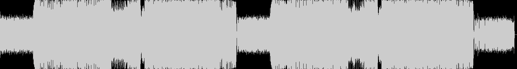 スクラッチミクスチャーラウドロックAの未再生の波形