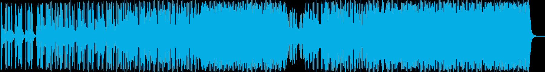 ポップ 技術的な 説明的 ハイテク...の再生済みの波形