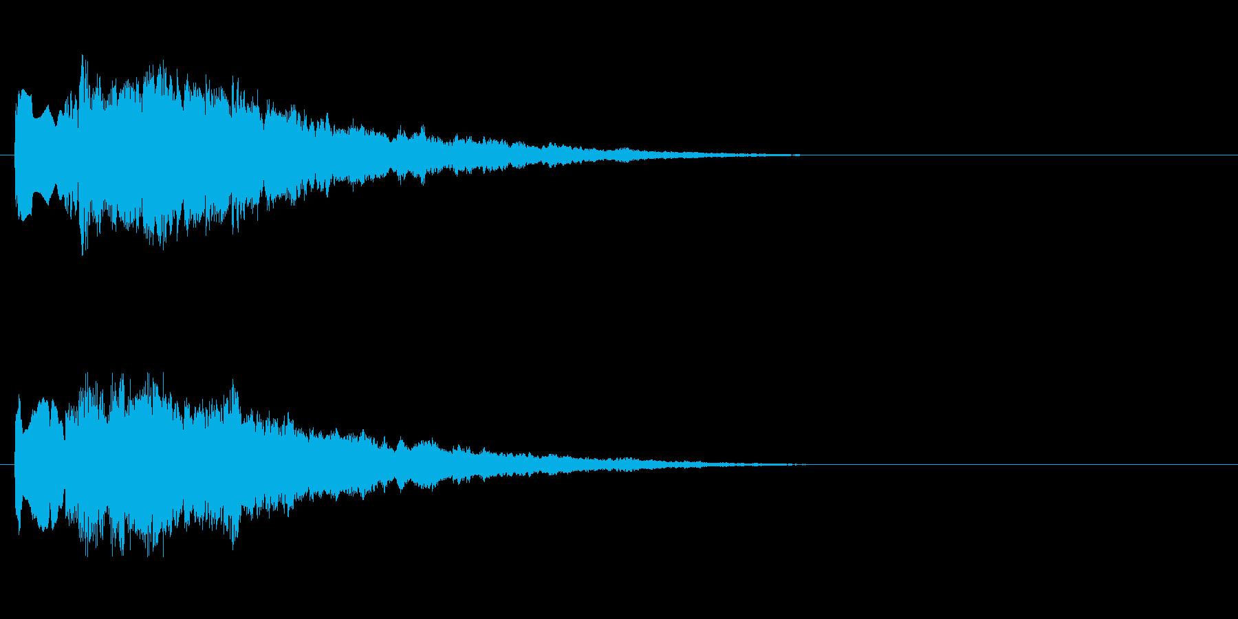 魔法16(回復・光・防御・補助系)の再生済みの波形