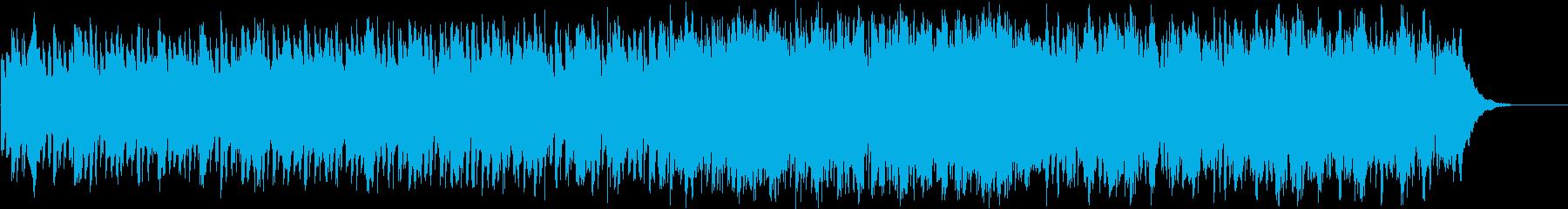 ゆったり/海/水族館/ヒーリング/睡眠の再生済みの波形