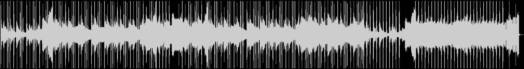 ノスタルジックなLo-Fiピアノインストの未再生の波形