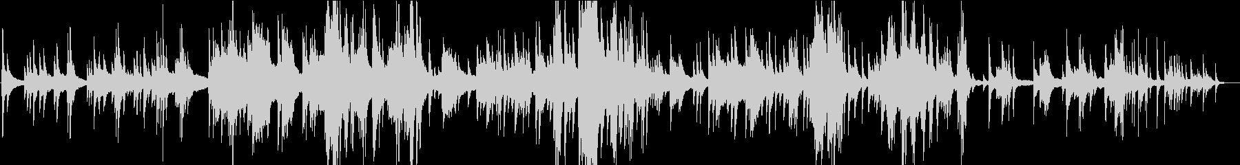 ソロピアノ。エレガントでシンプル、...の未再生の波形