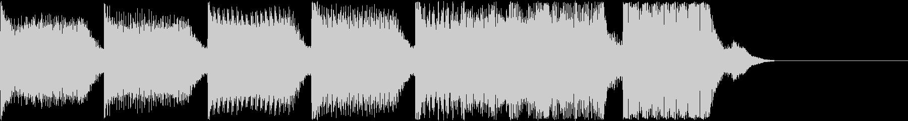 AI メカ/ロボ/マシン動作音 12の未再生の波形