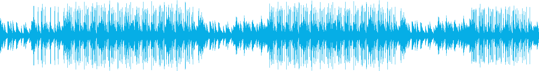 ピアノ・お洒落・綺麗・センチ・夜・ループの再生済みの波形