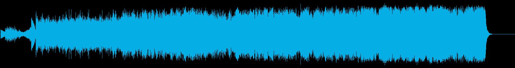 壮大な時代ドラマ風マイナーポップの再生済みの波形