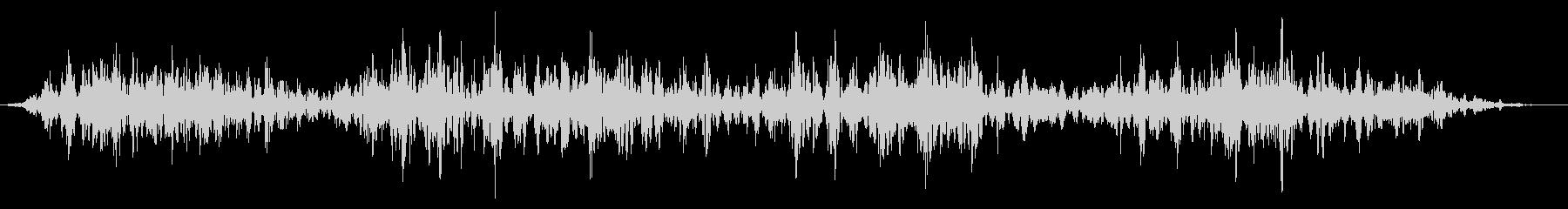 スライムなどが蠢く音タイプC#8の未再生の波形
