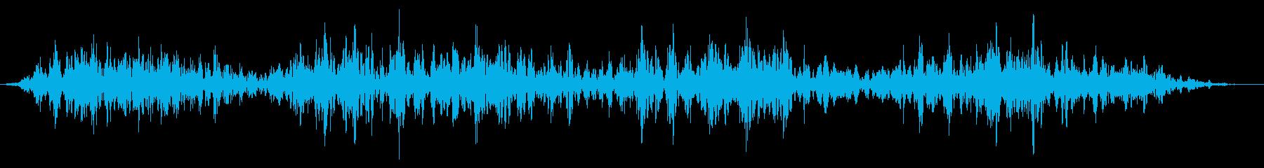 スライムなどが蠢く音タイプC#8の再生済みの波形
