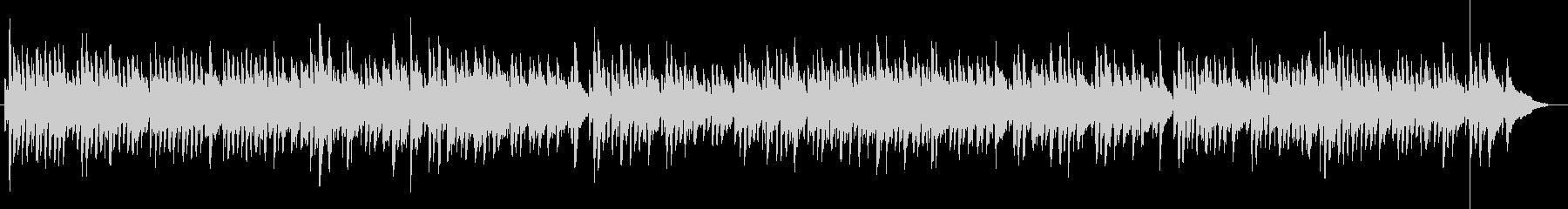 マンドリン風ギター コンドル 山岳民謡の未再生の波形