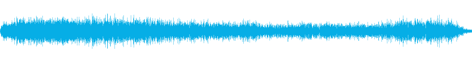VRカラム、スペーストランスポータ...の再生済みの波形