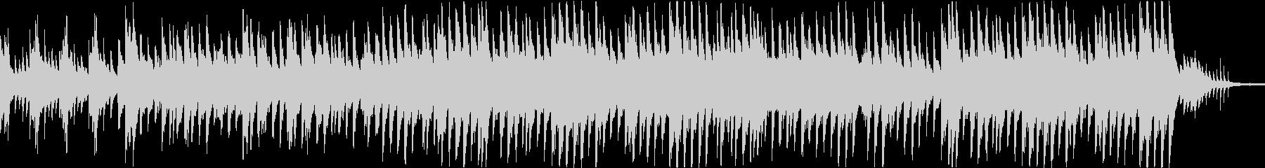 穏やかなピアノ曲2/OP・ED有の未再生の波形