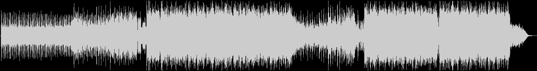シーンをクールに彩るエレクトロ&ロックの未再生の波形
