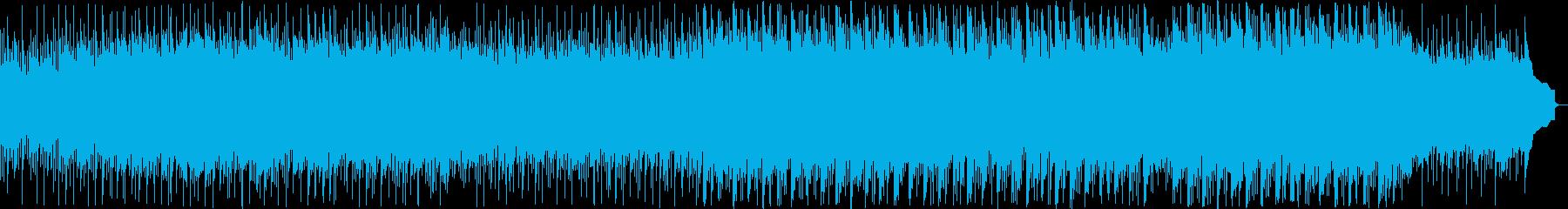 イージーリスニング サスペンス 技...の再生済みの波形