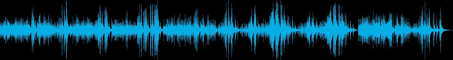 亡き王女のためのパヴァーヌ/ラヴェルの再生済みの波形