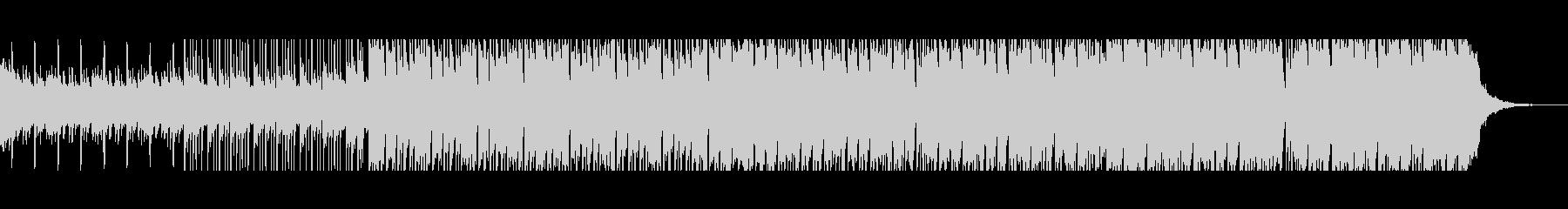 オリエンタル(90秒)の未再生の波形