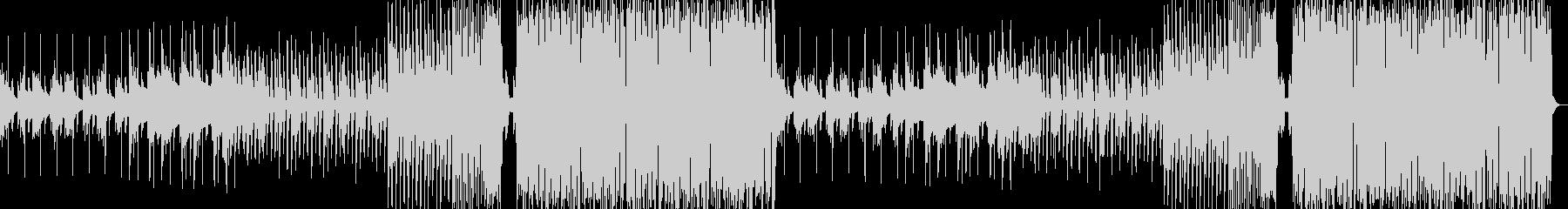 切ないメロディFuture Bassの未再生の波形