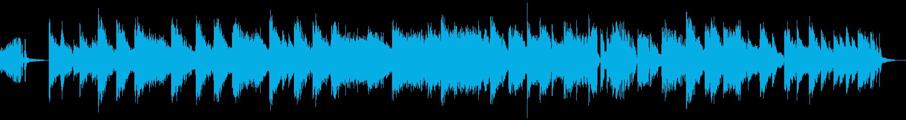 【15ver】EDM、勢いある明るめスタの再生済みの波形