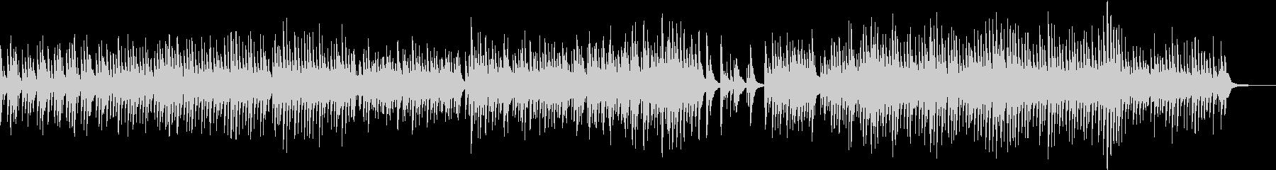 企業VPや映像に透明感・感動ソロピアノの未再生の波形