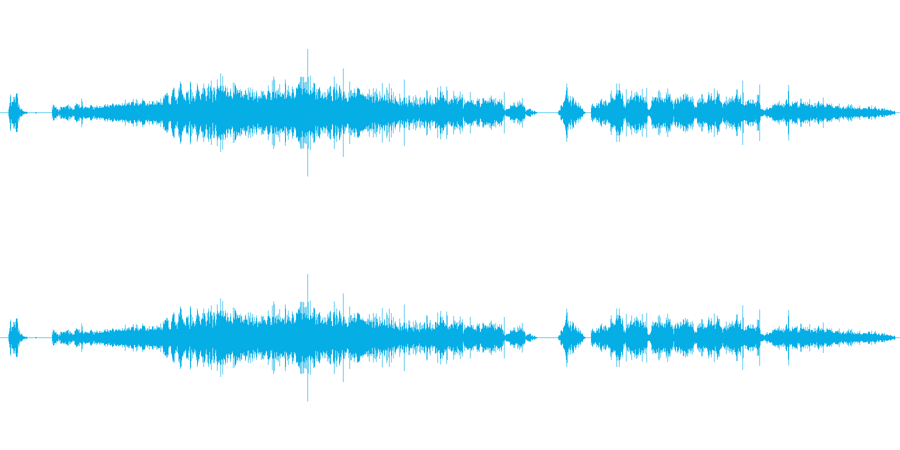 アイスゴーレム ゴーレム メルトグ...の再生済みの波形