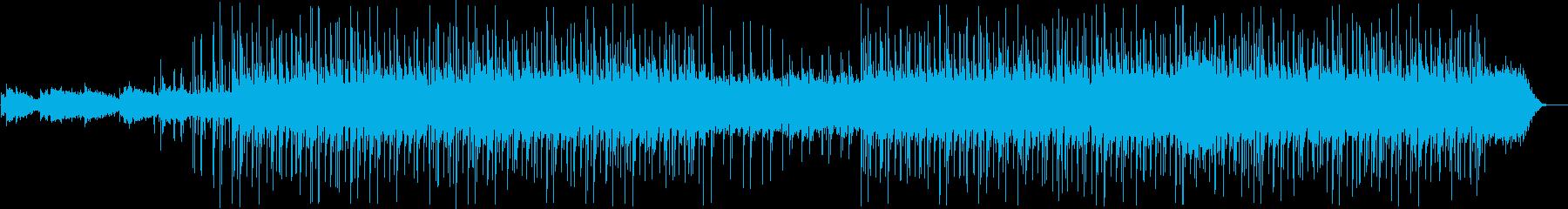 アンビエント サスペンス 説明的 ...の再生済みの波形