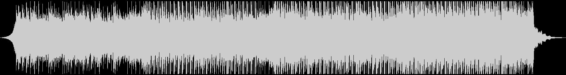 コーポレートテック(中)の未再生の波形