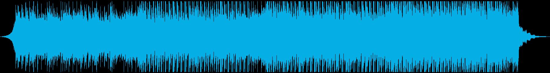 コーポレートテック(中)の再生済みの波形