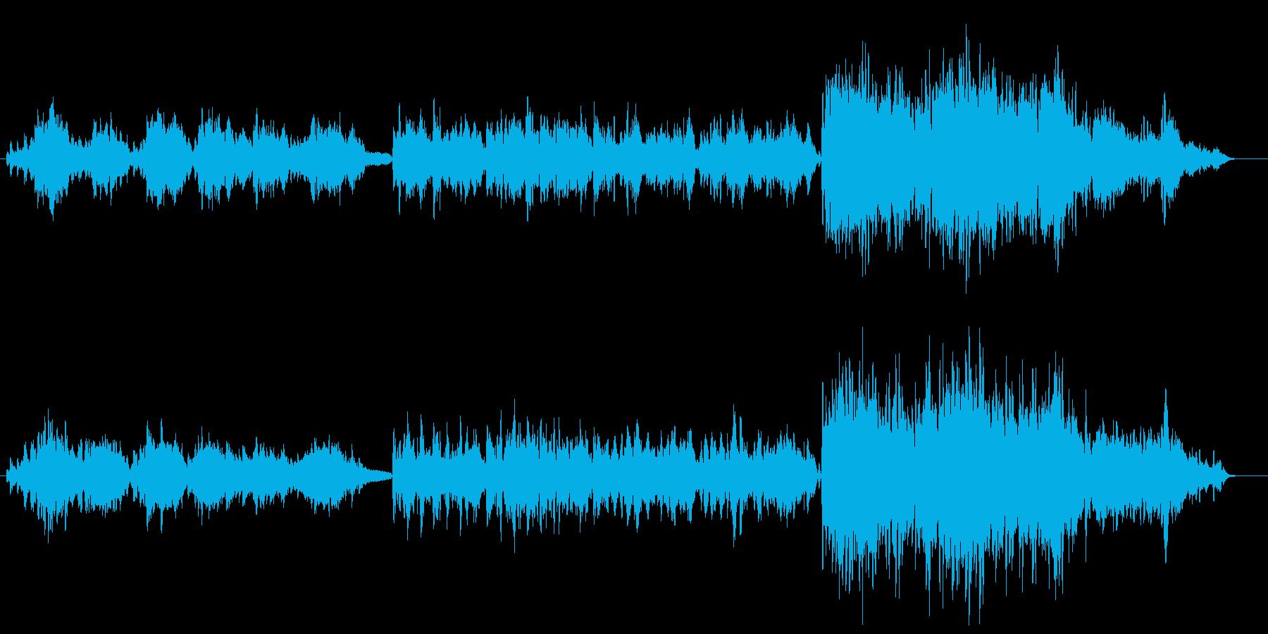 ダッタン人の娘達の踊り 和風オケVerの再生済みの波形