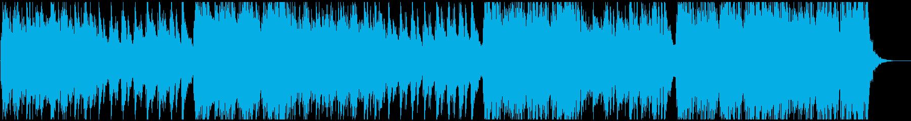 ドラムレス、美しいアルペジオバラードの再生済みの波形