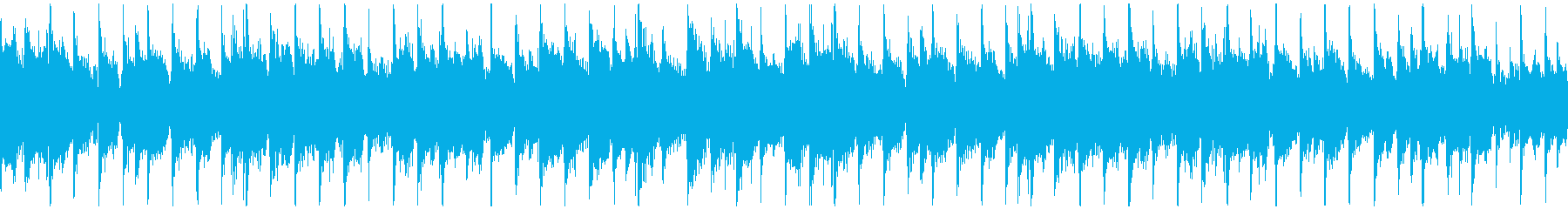 【掛声なし・ループBメロ】和楽器EDMの再生済みの波形