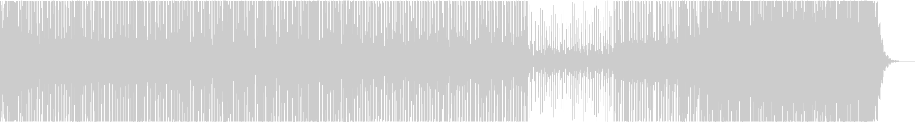 ダブステップ キャッチー EDM 明るいの未再生の波形