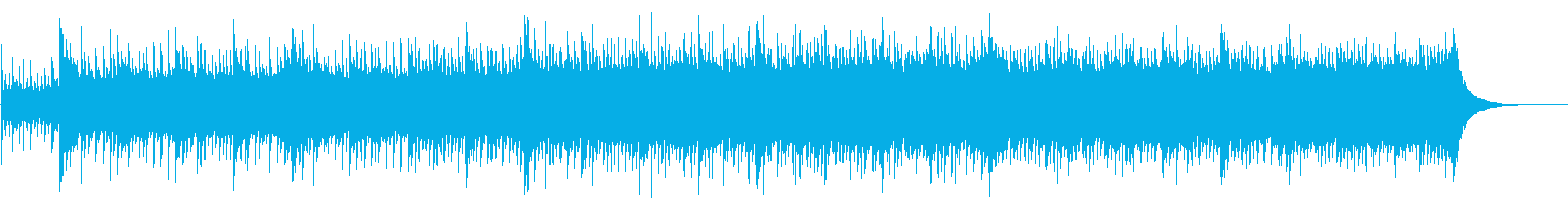 Refreshing and fashionable company VP company introduction 1 and a half minutes's reproduced waveform