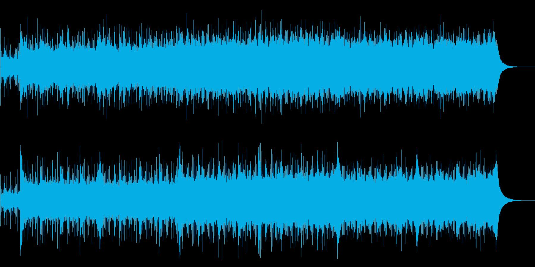 爽やかおしゃれな企業VP会社紹介 1分半の再生済みの波形