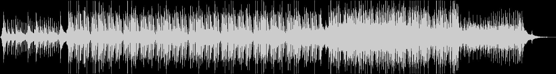 テクノCM映像用の曲企業VP爽やか幻想的の未再生の波形