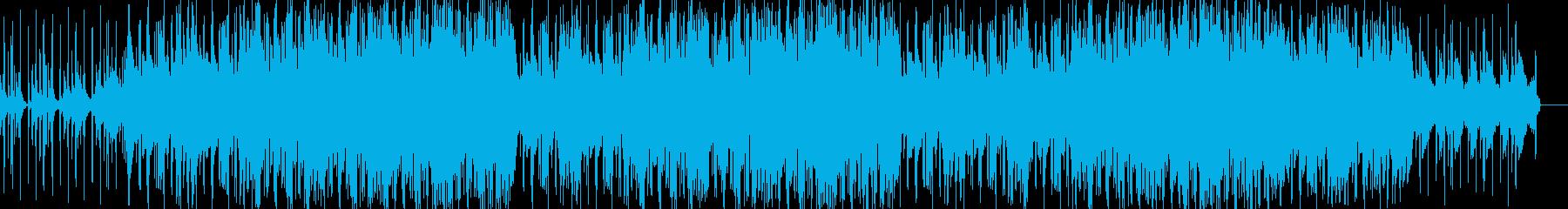 実験的 レトロ ギャングラップ 広...の再生済みの波形