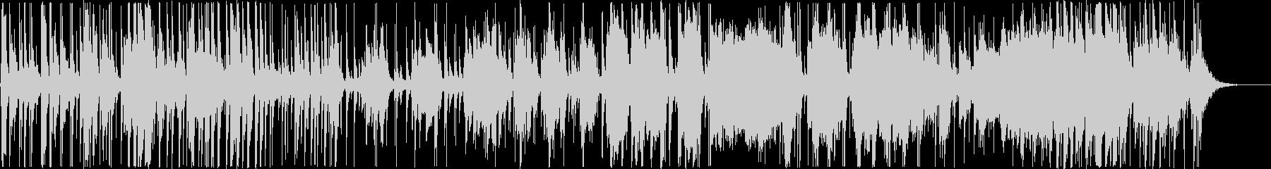 エスニック。トリオ即興ドラム、シタ...の未再生の波形
