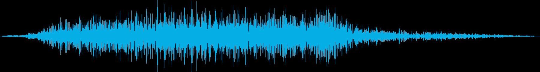 【ゲーム】 火 属性 04の再生済みの波形