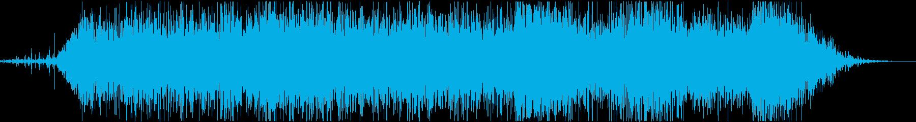【ゲーム】 戦場_03 War Zoneの再生済みの波形