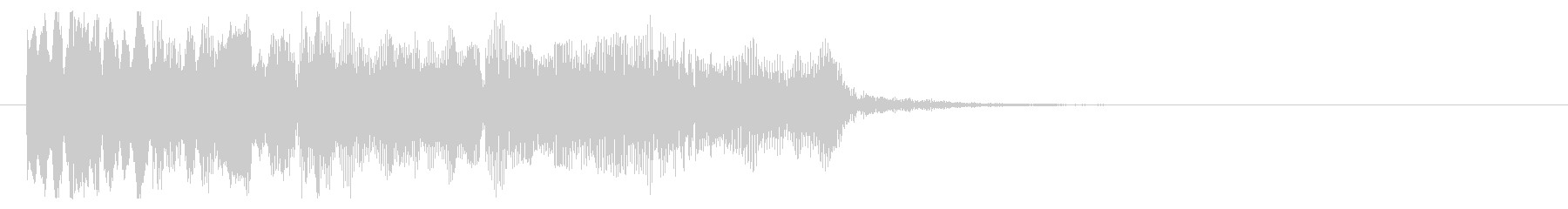 8bitパワーdown-01-3_revの未再生の波形