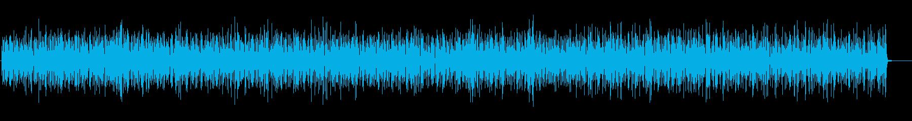 陽気でエネルギッシュなキューバ音楽の再生済みの波形