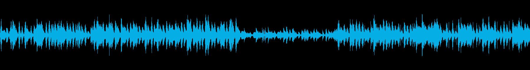 イージーリスニング オーケストラ ...の再生済みの波形