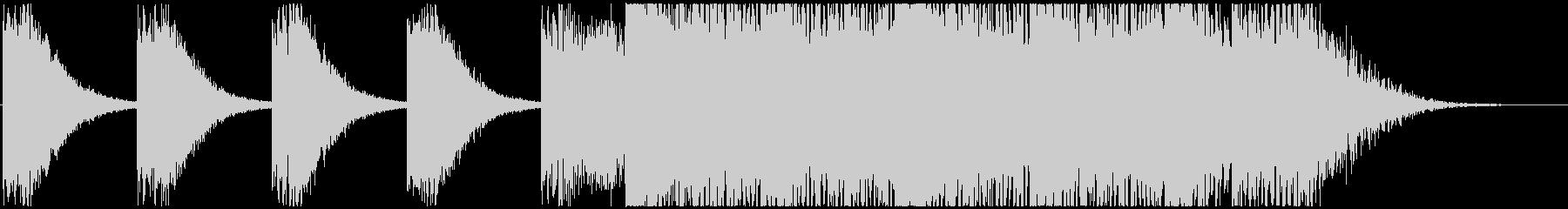 Damage IVの未再生の波形